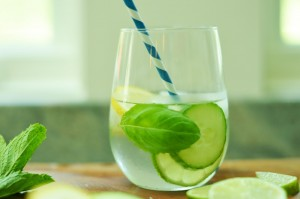 Cucumber lemon - DETOX WATER