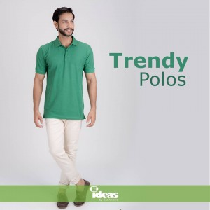 Gul Ahmed Independence Day Collection-Trendy Polo Shirts