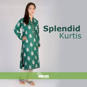 Gul Ahmed Independence Day Collection-Simple Kurtis