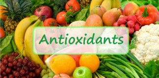 Power of Antioxidants
