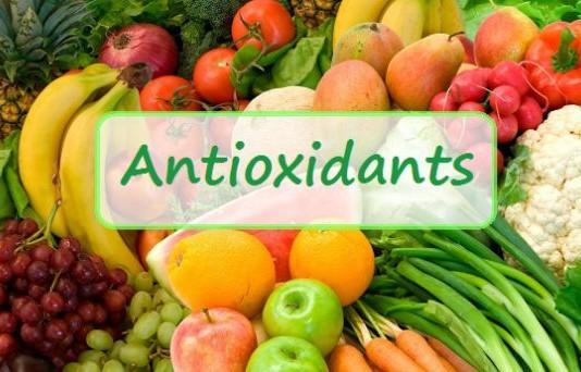 Power of Antioxidants