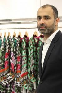 Pakistani Fashion Designer - Deepak Perwani