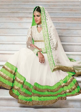 Fashion In Pakistan - Anarkali