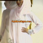 abaya - latest pakistani fashion trends
