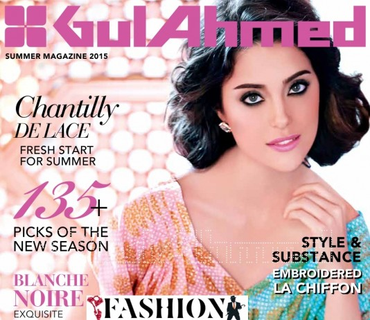 Gul Ahmed – Women Dressing Collection 2015