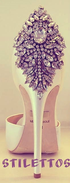 High Heels for Tiny Girls - Stilettos