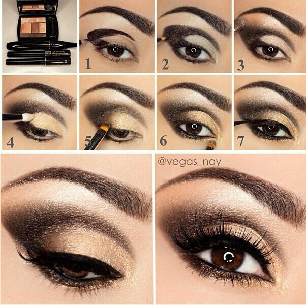 Few tips you can take after while applying eye cosmetics