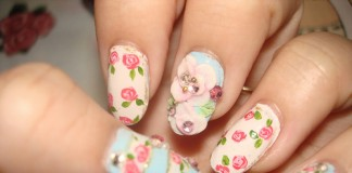 Girly Nail Art Ideas