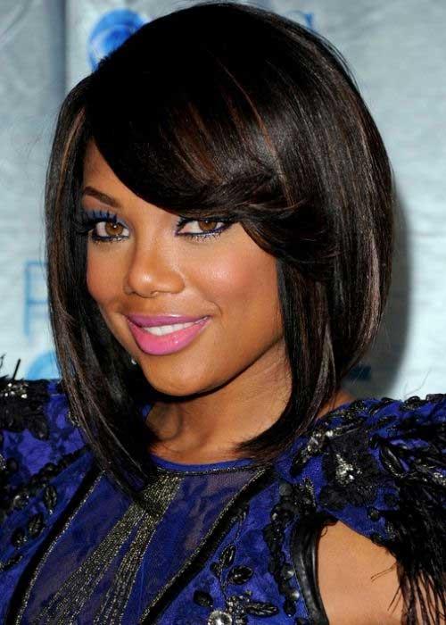 Outstanding New Trendy Hairstyle For Black Woman Fashion Ki Batain Short Hairstyles Gunalazisus