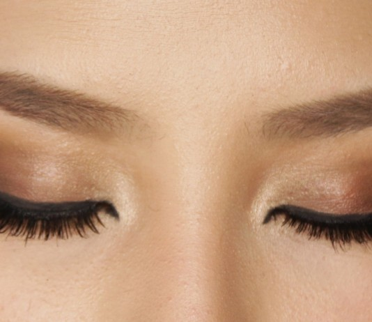 Makeup Application for Brown eyes
