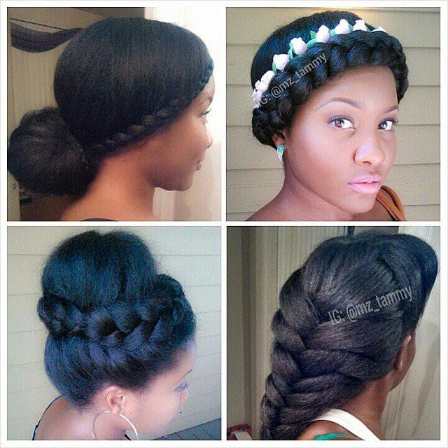 Black Women: 5 Easy Ways To Flat Iron Your Hair forecast