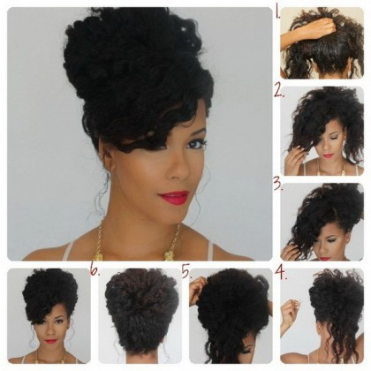 twist hairstyles for natural hair1