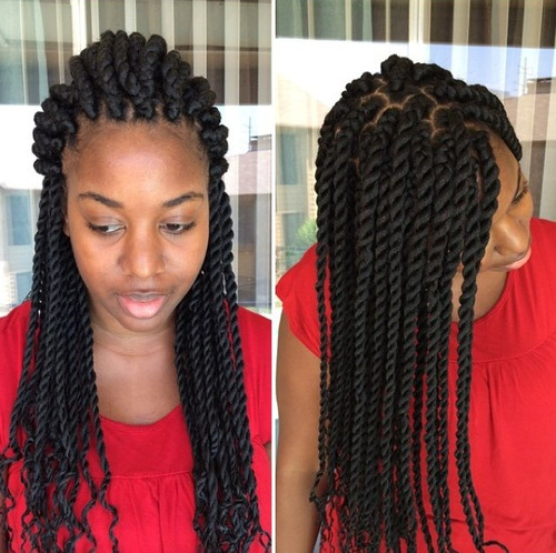 Ways To Style Natural Black Hair