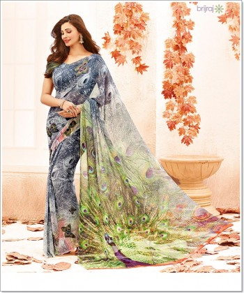 Sari Blouse Design for this year