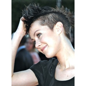 Punk Haircut: Short Hairstyles For Girls