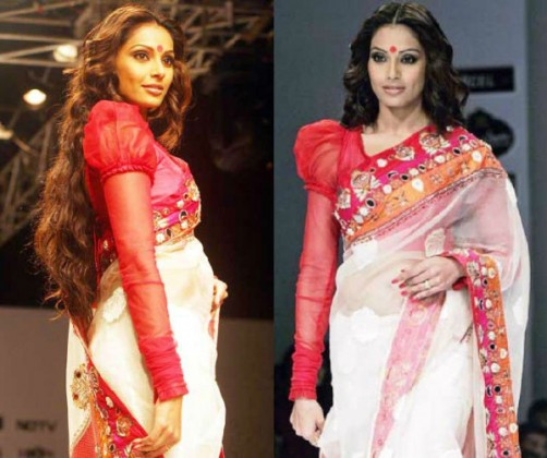 Extravagant Puff Sleeves Blouse for your sari