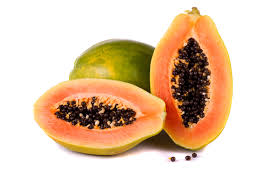 papaya for lips