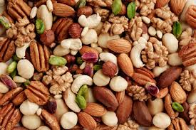 quick energy food nuts