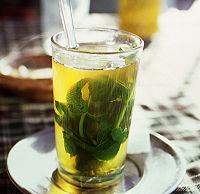 maghribi mint tea