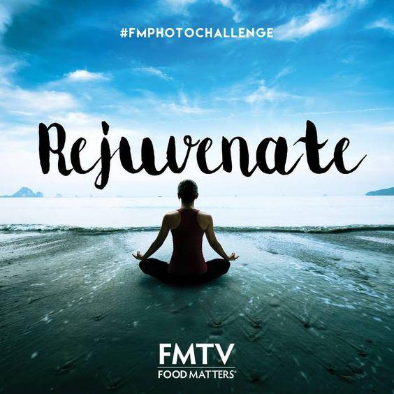 Rejuvenate Body and Soul