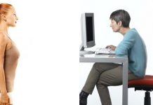Good posture for better health