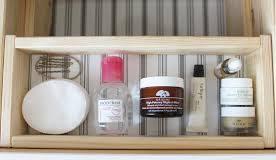 bedside beauty esentials