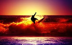 surfing burn calories