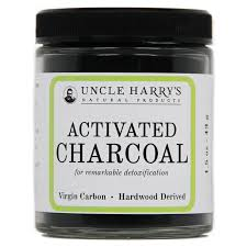 activated charcoal diy face mask