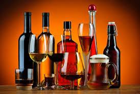 alcohol whole30