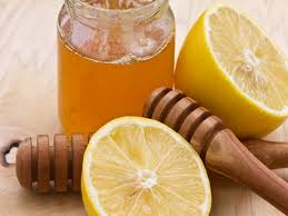 honey lemon mask