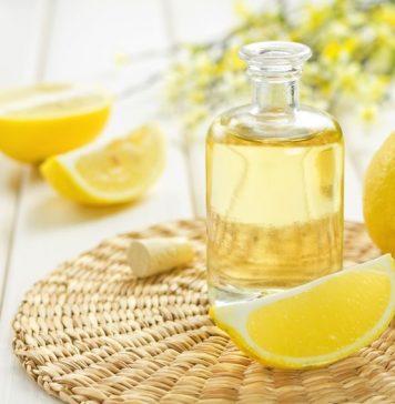 beauty uses of lemons