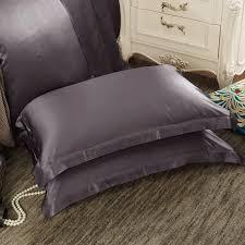silk pillow for skin