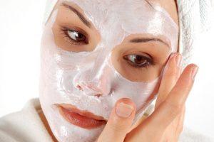 Homemade face masks for spots