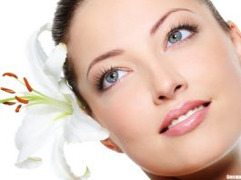 get glowing skin in a month