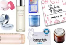 korean beauty routine