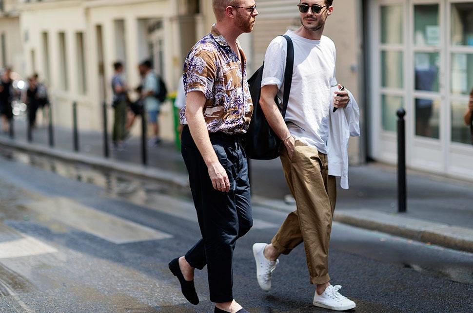 Mens summer fashion essentials 2018