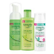 combination skincare routine