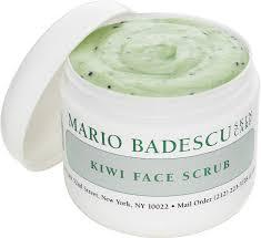 combination skin scrub