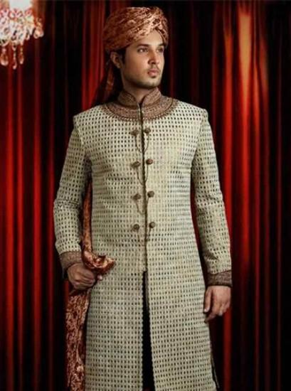 Pakistani Men Wedding Dresses Collection 2015 Boys Summer Winter