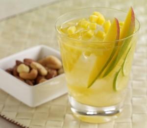 mango ginger - DETOX WATER