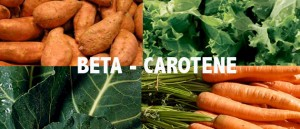 Power of Antioxidants - Beta Carotene