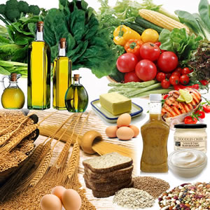 Power of Antioxidants - Vitamin E