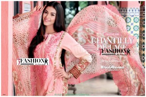 Gul Ahmed Eid collection 2015
