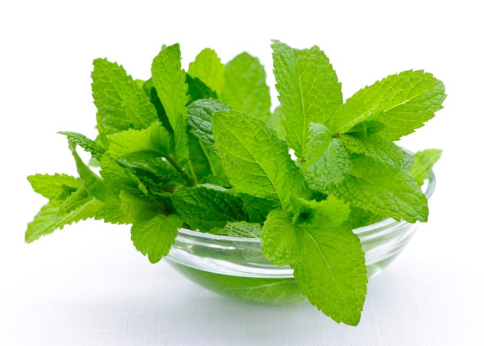 mint leaves - DRINK YOUR WAY TO BETTER HEALTH