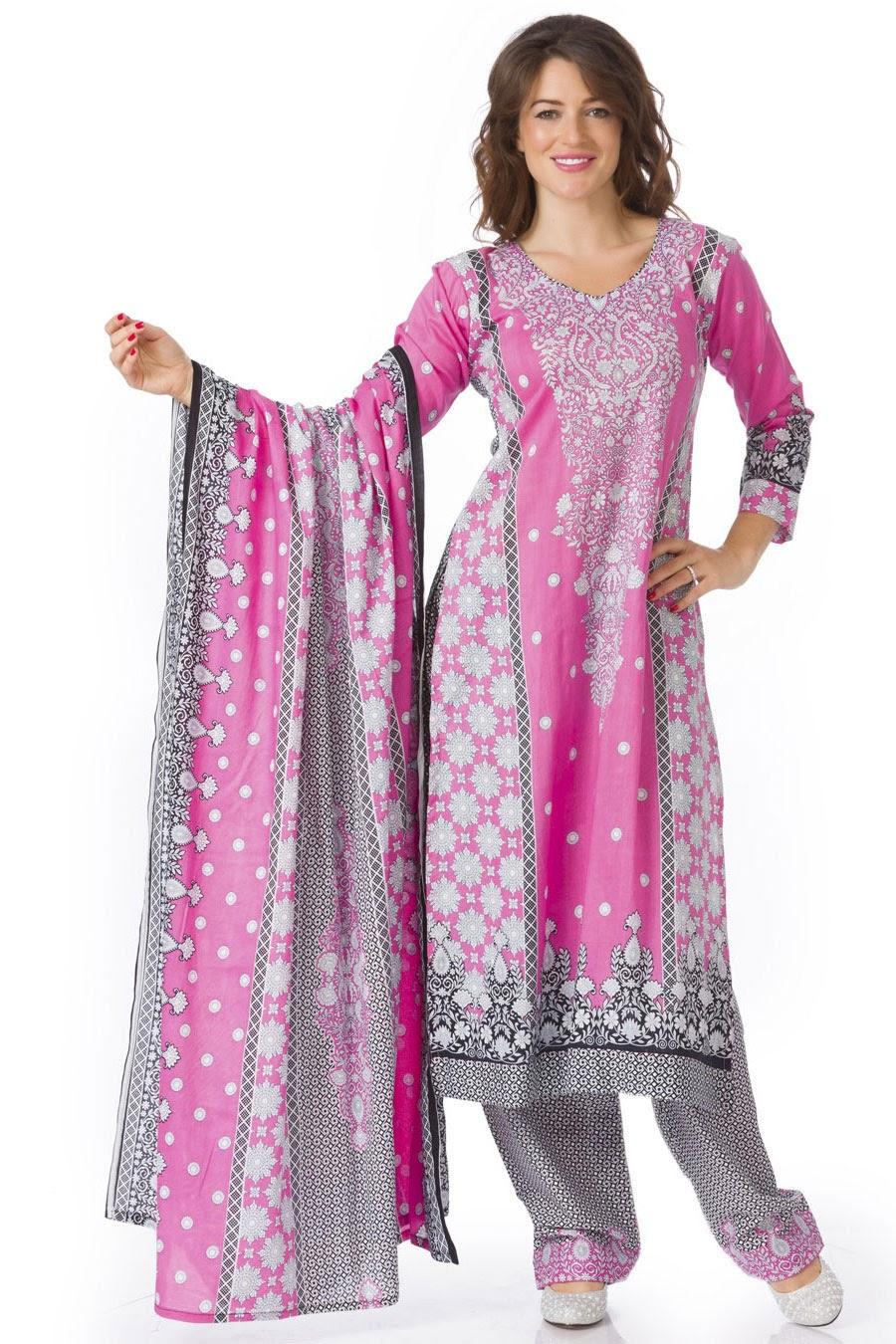 4e85656e5e Elegant and Simple Salwar Kameez Designs 1 - Fashion Ki Batain