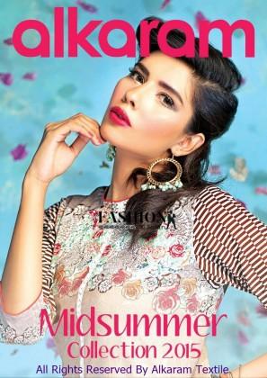 Alkaram Mid Summer Collection 2015
