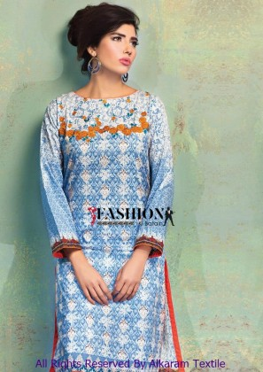 Alkaram Mid Summer Collection 2015