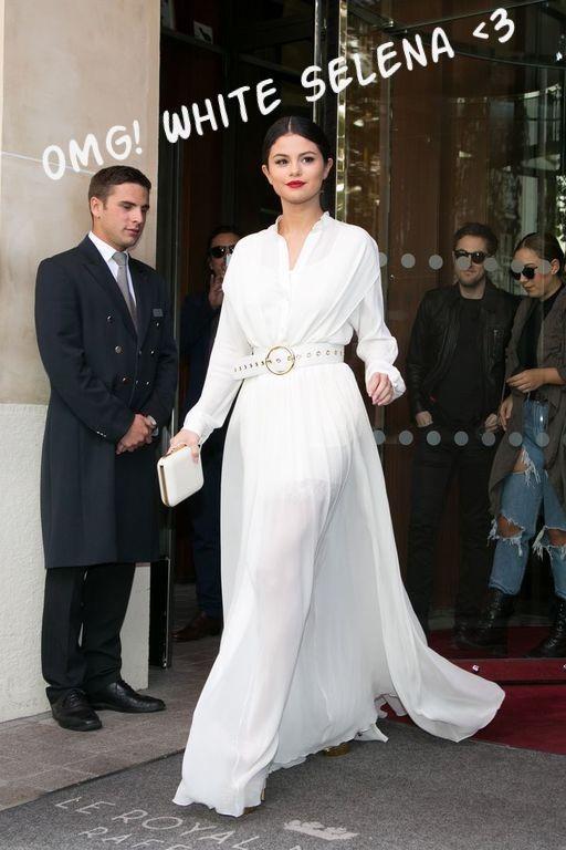 The White Divas Mahira Khan and Selena Gomez