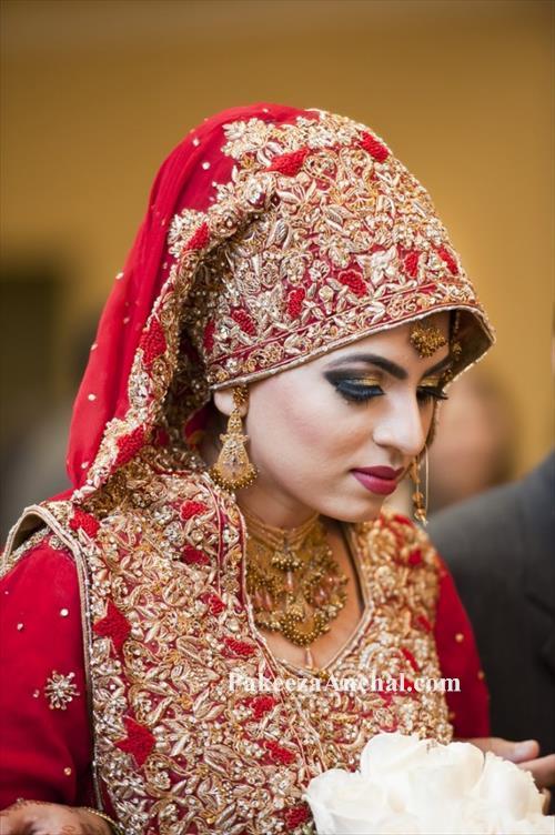 Wedding Hijab Styles For Brides Arabian Guld Style Hijab