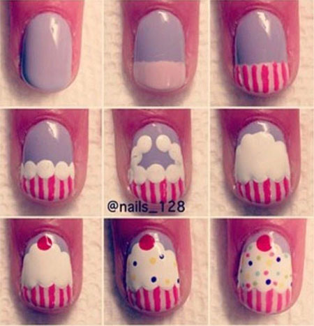 Girly Nail Art Guide